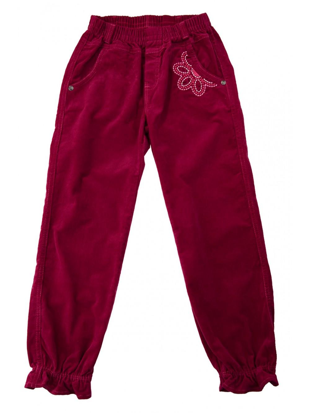"""Джинсови панталони """"Цвете"""""""