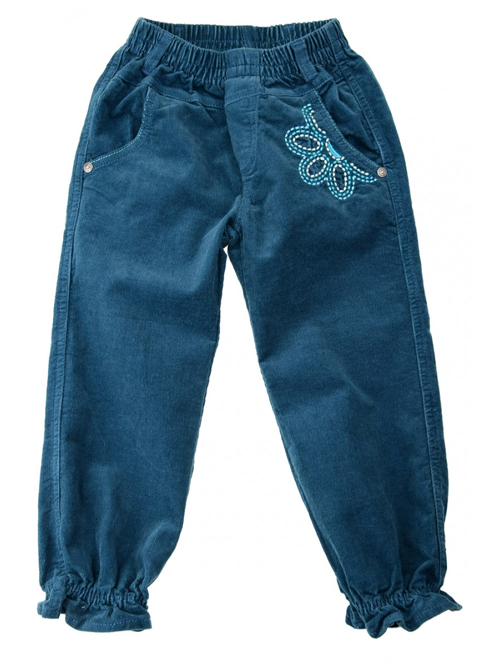 "Джинсoви панталони ""Цвете"""