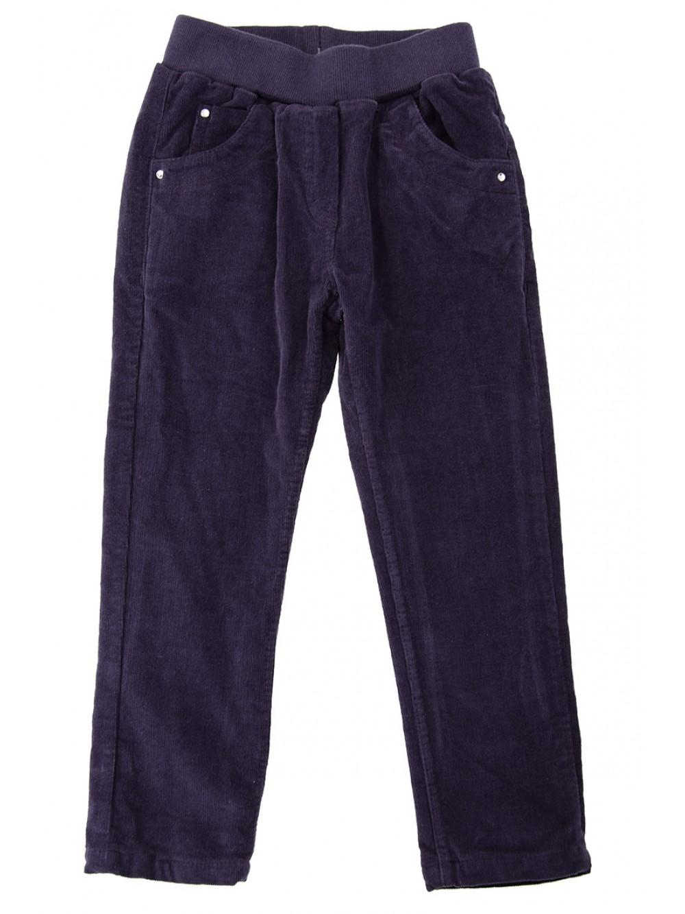 Джинсов панталон с подплата (2-5 г.)