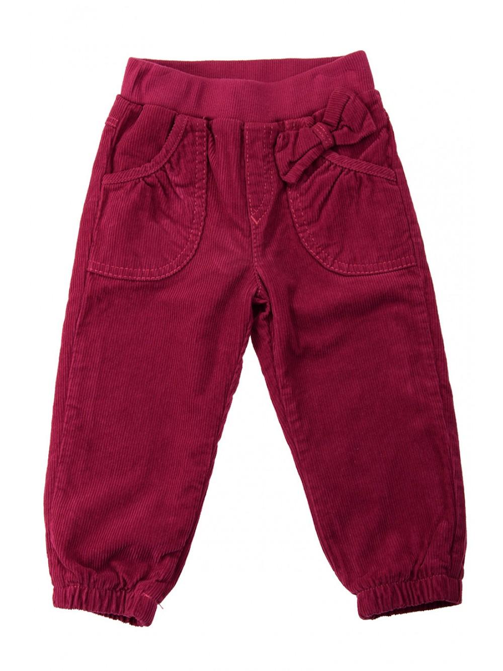Джинсов панталон с подплата (18 мес.)